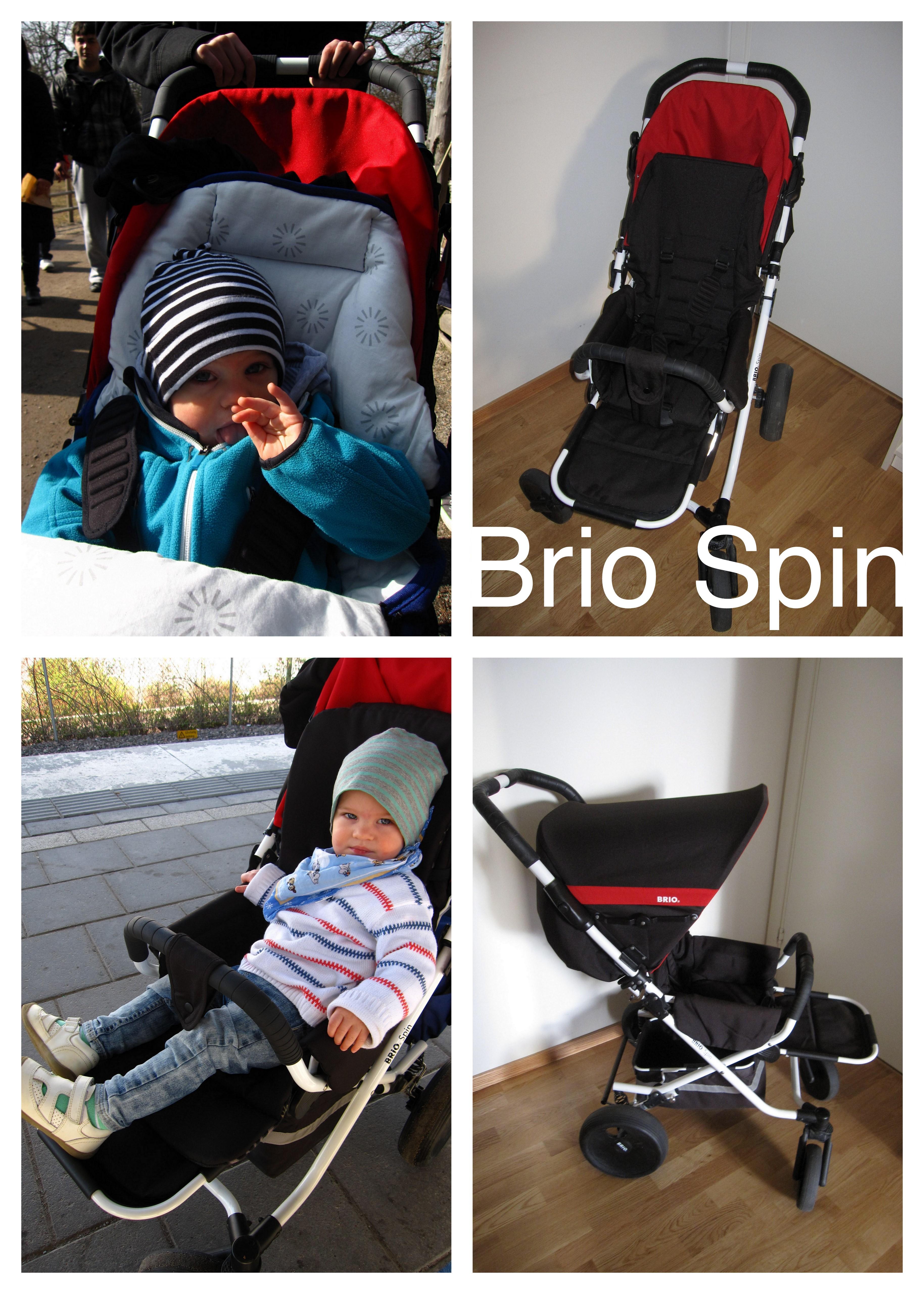 Baby Jogger Com >> Brio Spin – Allt Om Barnvagnar