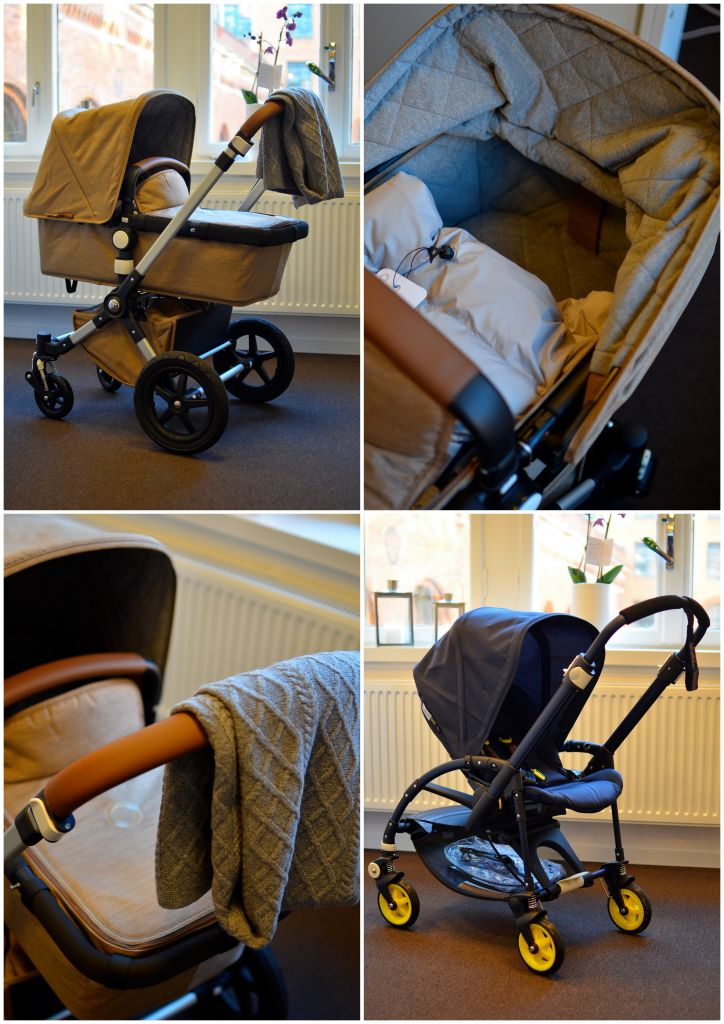 bugaboo åkpåse high performance liggdel