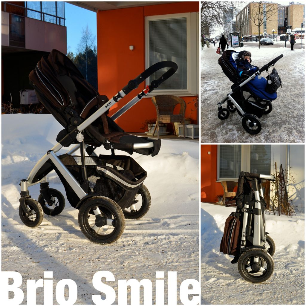 brio smile recension