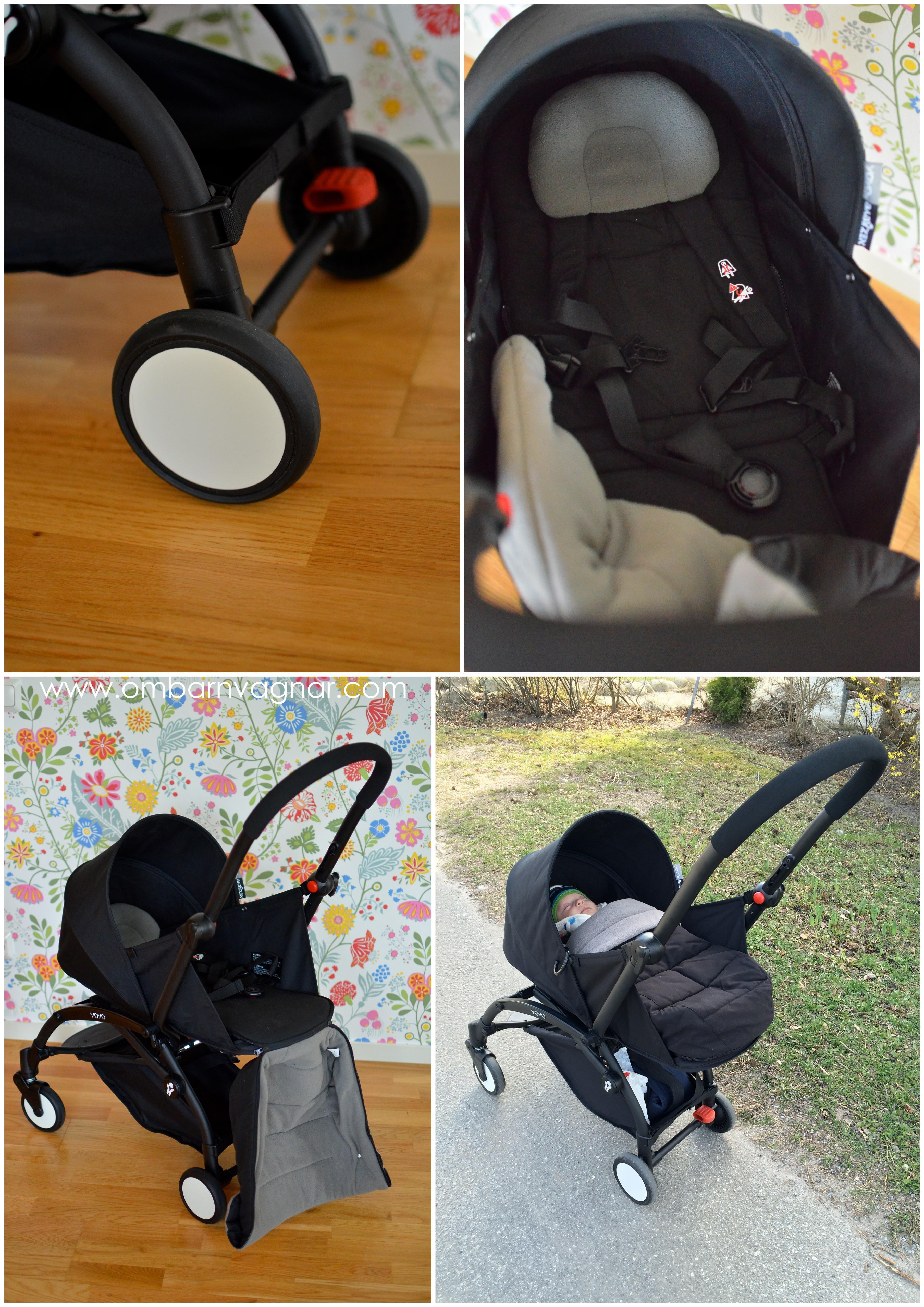 kudde spädbarn vagn