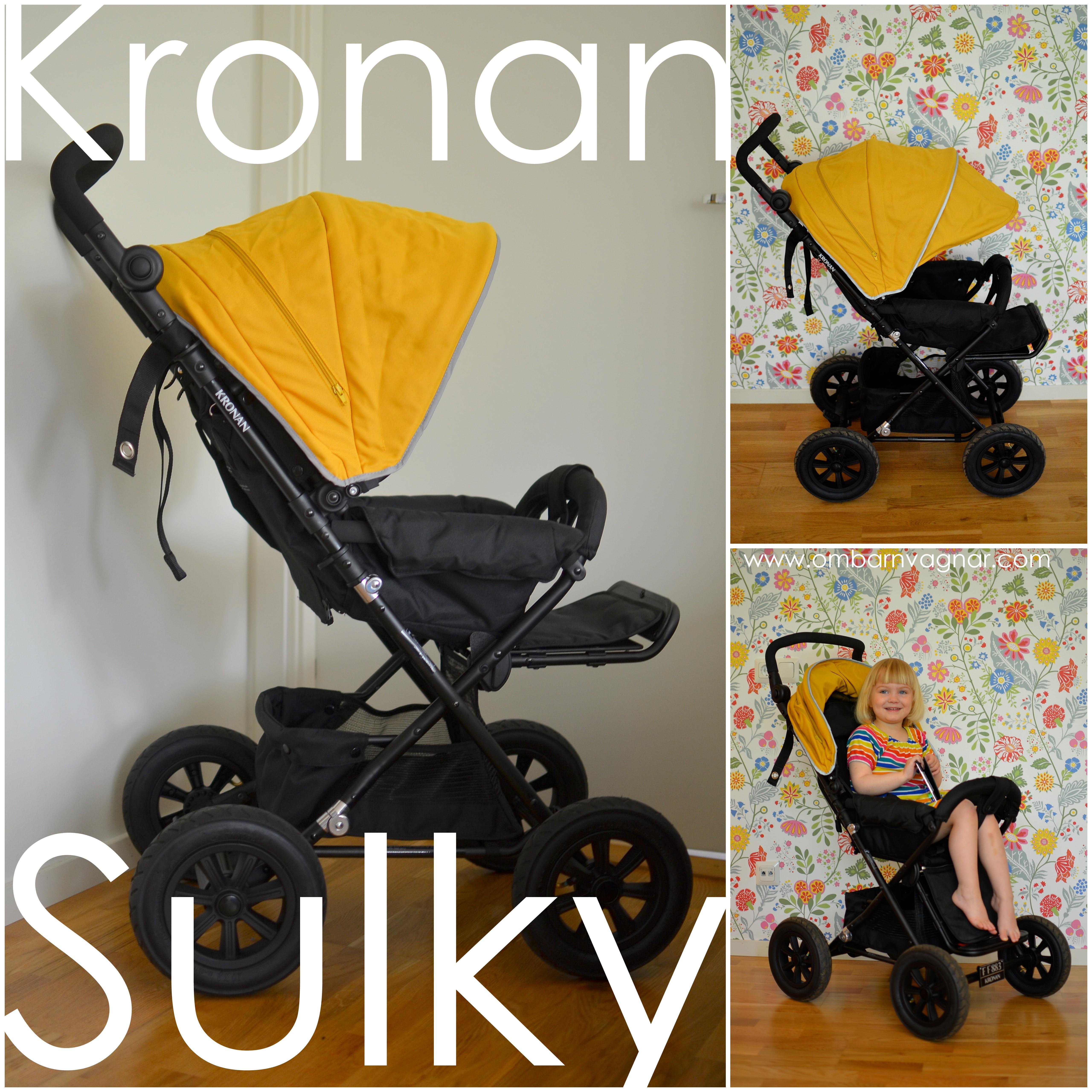 barnvagn 2 åring