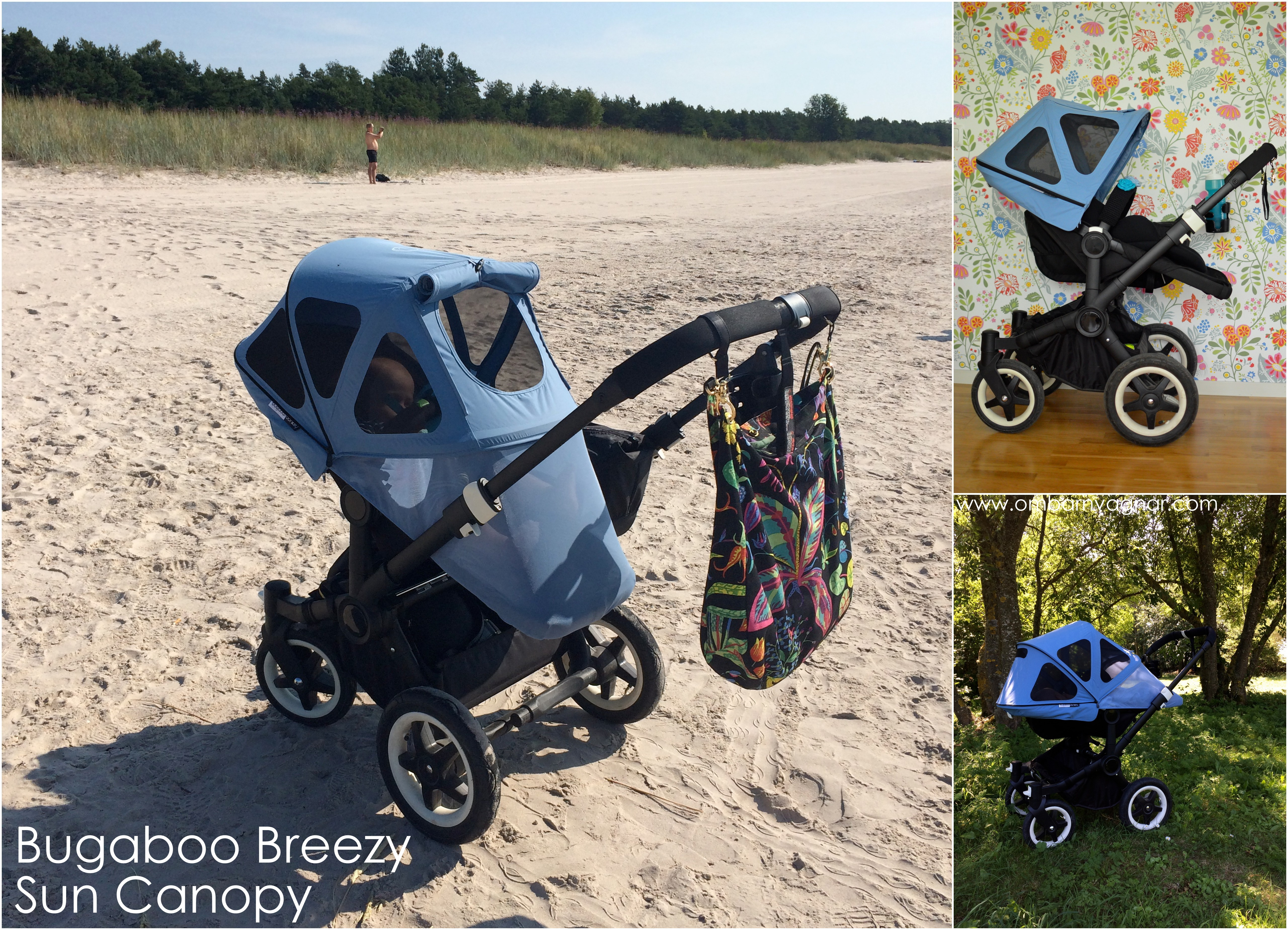 & Minirecension av Bugaboo Breezy Sun Canopy