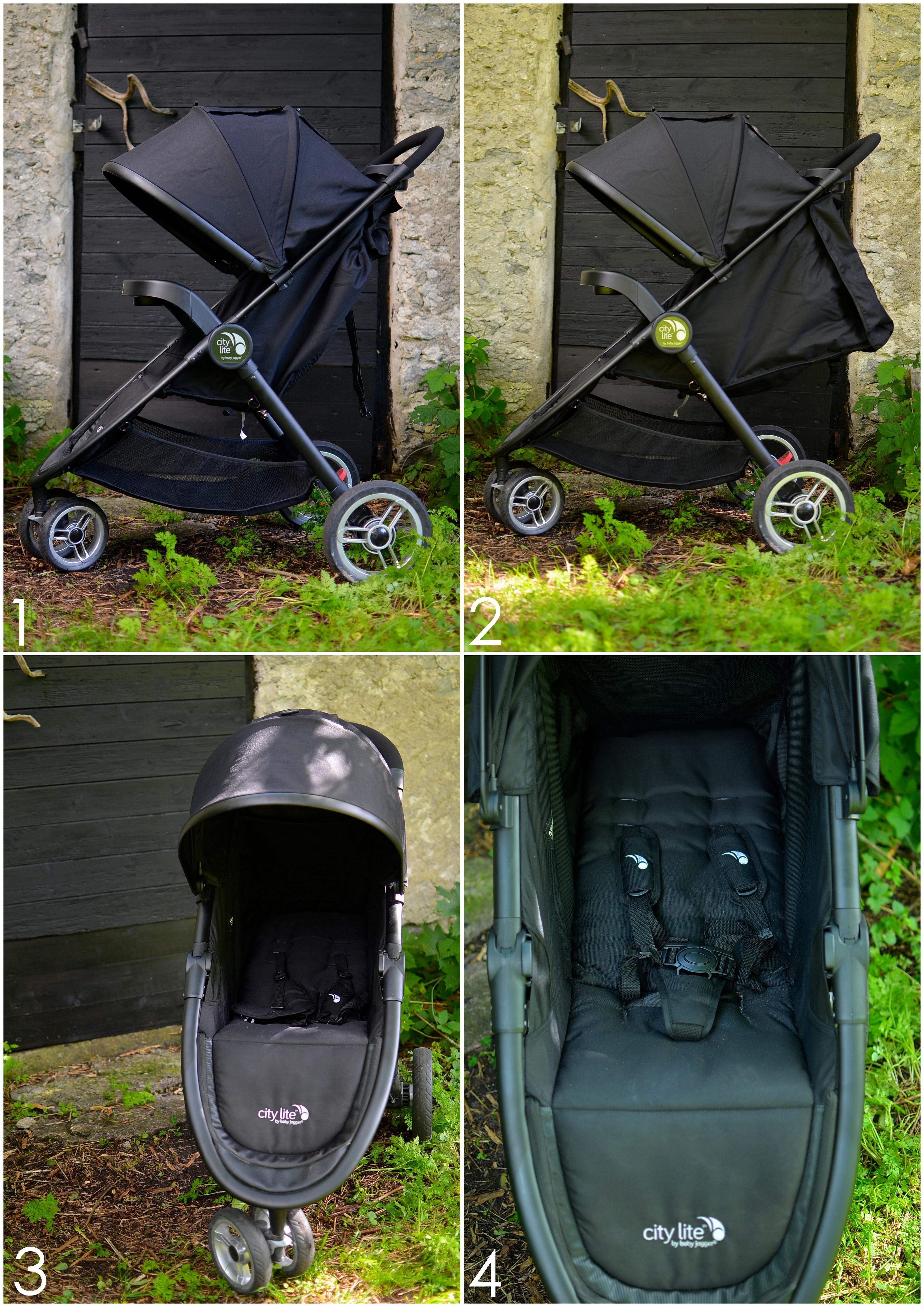 Baby Jogger City Lite Allt Om Barnvagnar