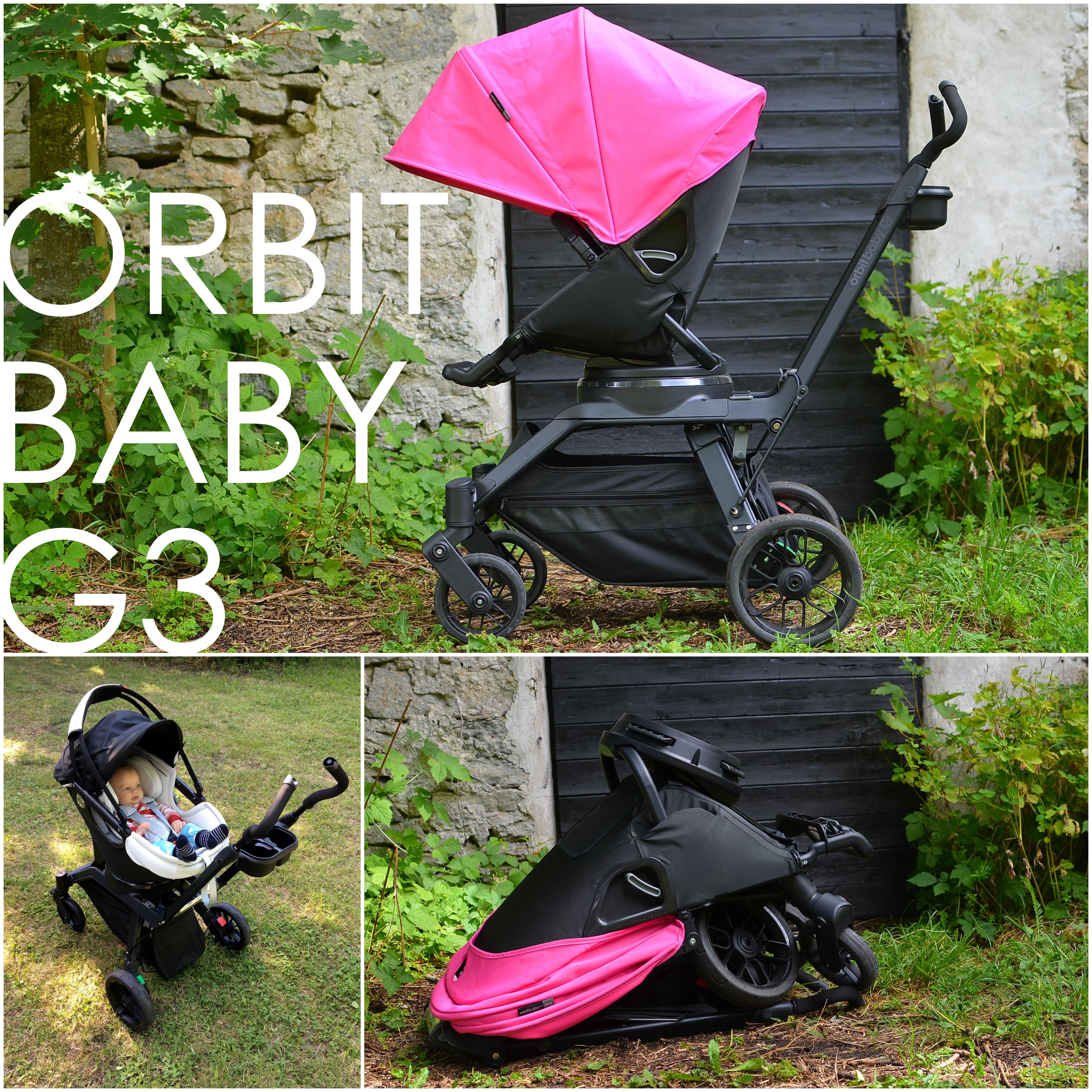 Orbit Baby G3 – Allt Om Barnvagnar