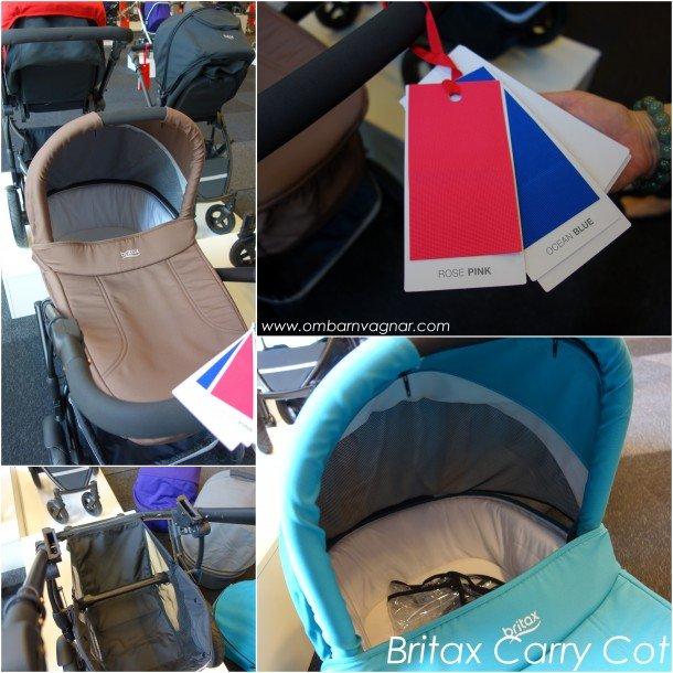 Britax 2016-Britax carrycot