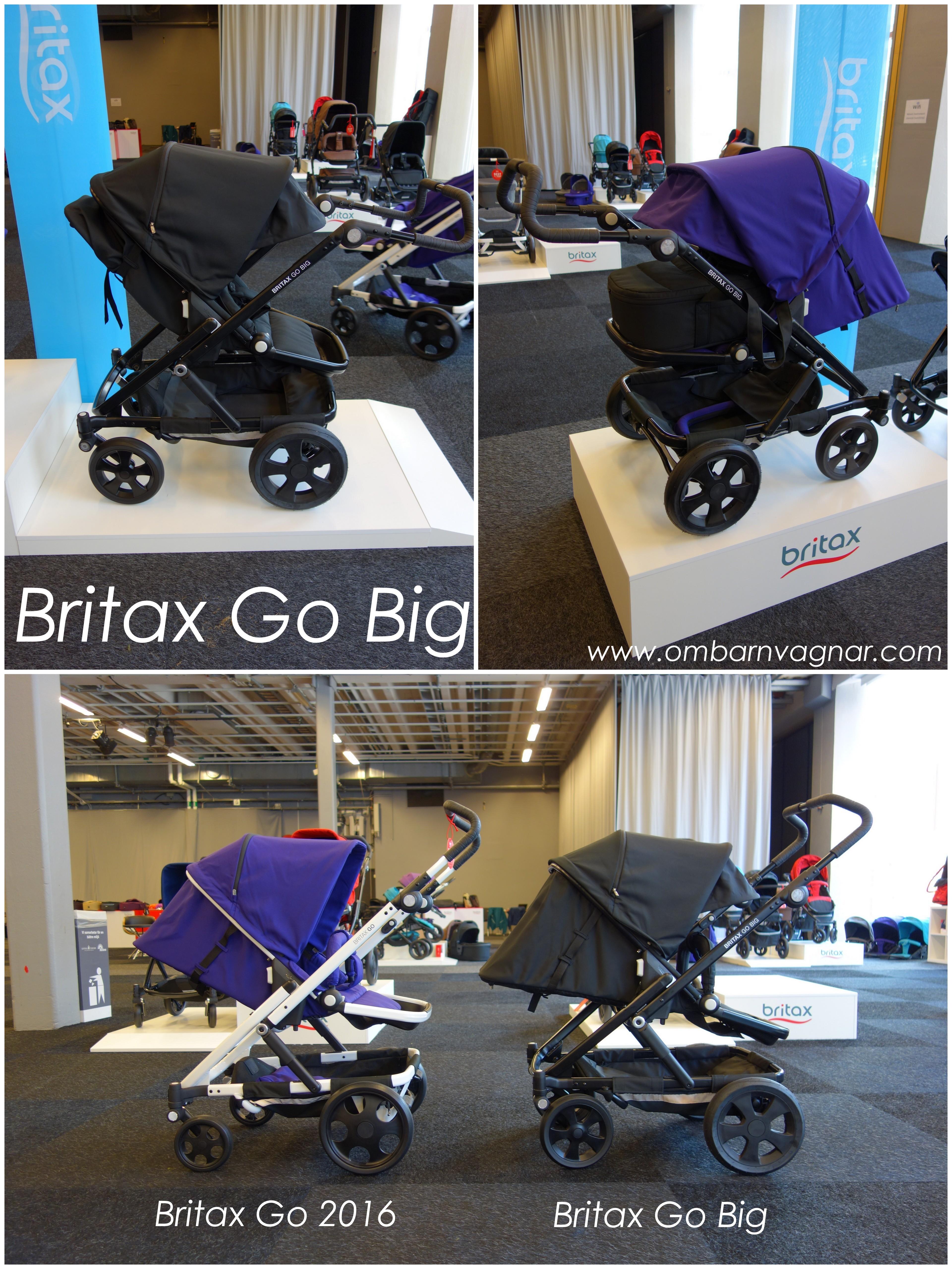 britax 2016 go big or go home allt om barnvagnar. Black Bedroom Furniture Sets. Home Design Ideas