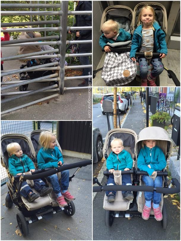 Emmaljunga-Double-Viking-735-in-action-med-barn