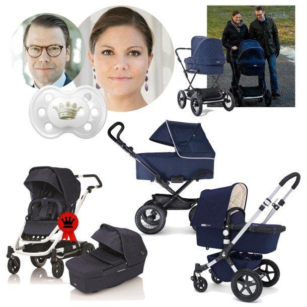 KronprinsessanVictoria-PrinsDaniel-barnvagn