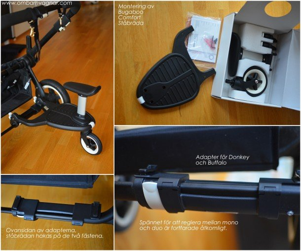 Bugaboo-Comfort-Wheeled-Board-montering