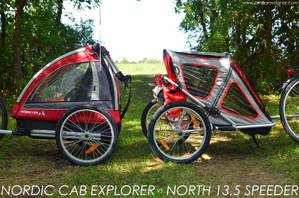 Nordic-Cab-Explorer-vs-North-135-Speeder