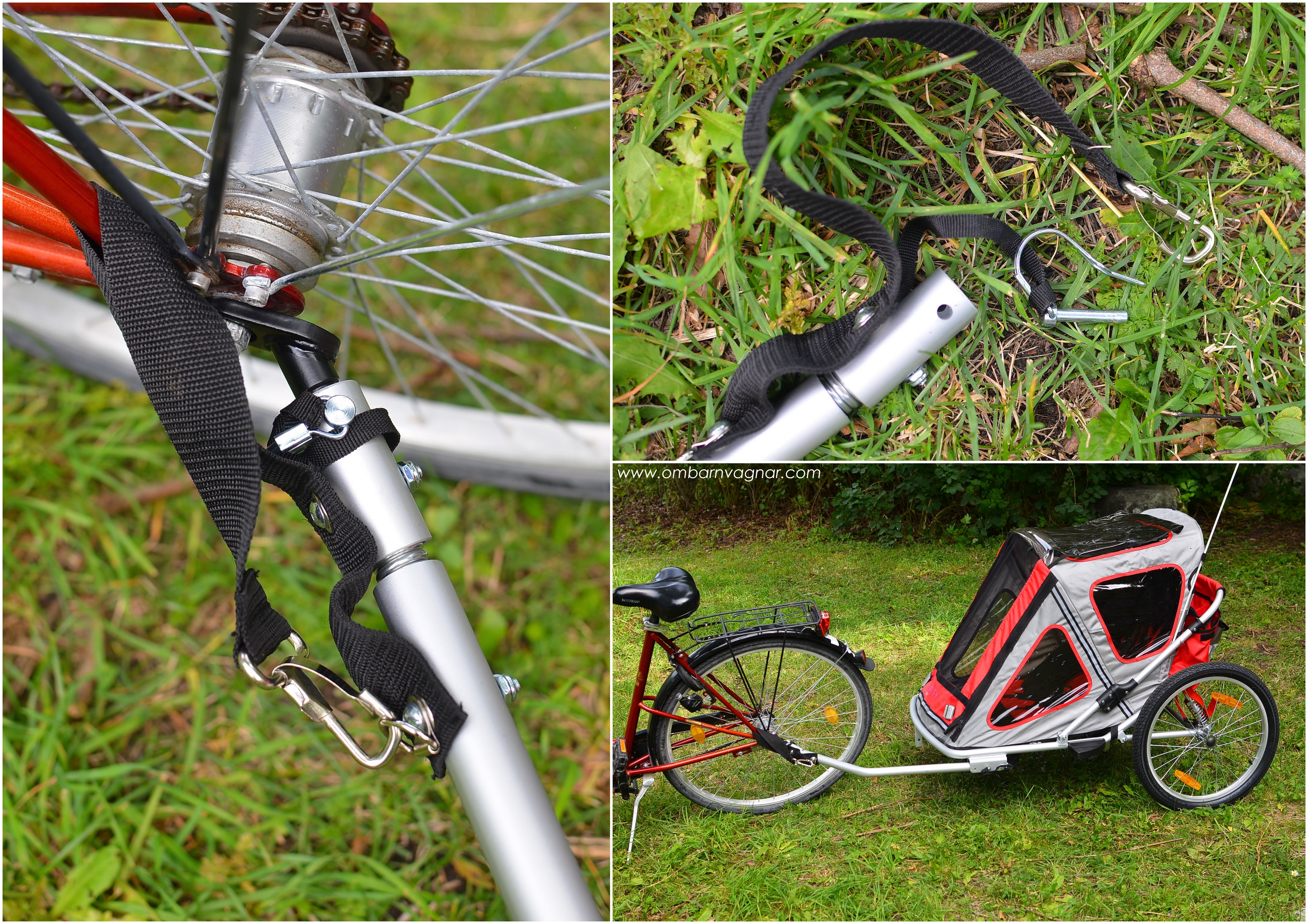 handbroms cykel montering