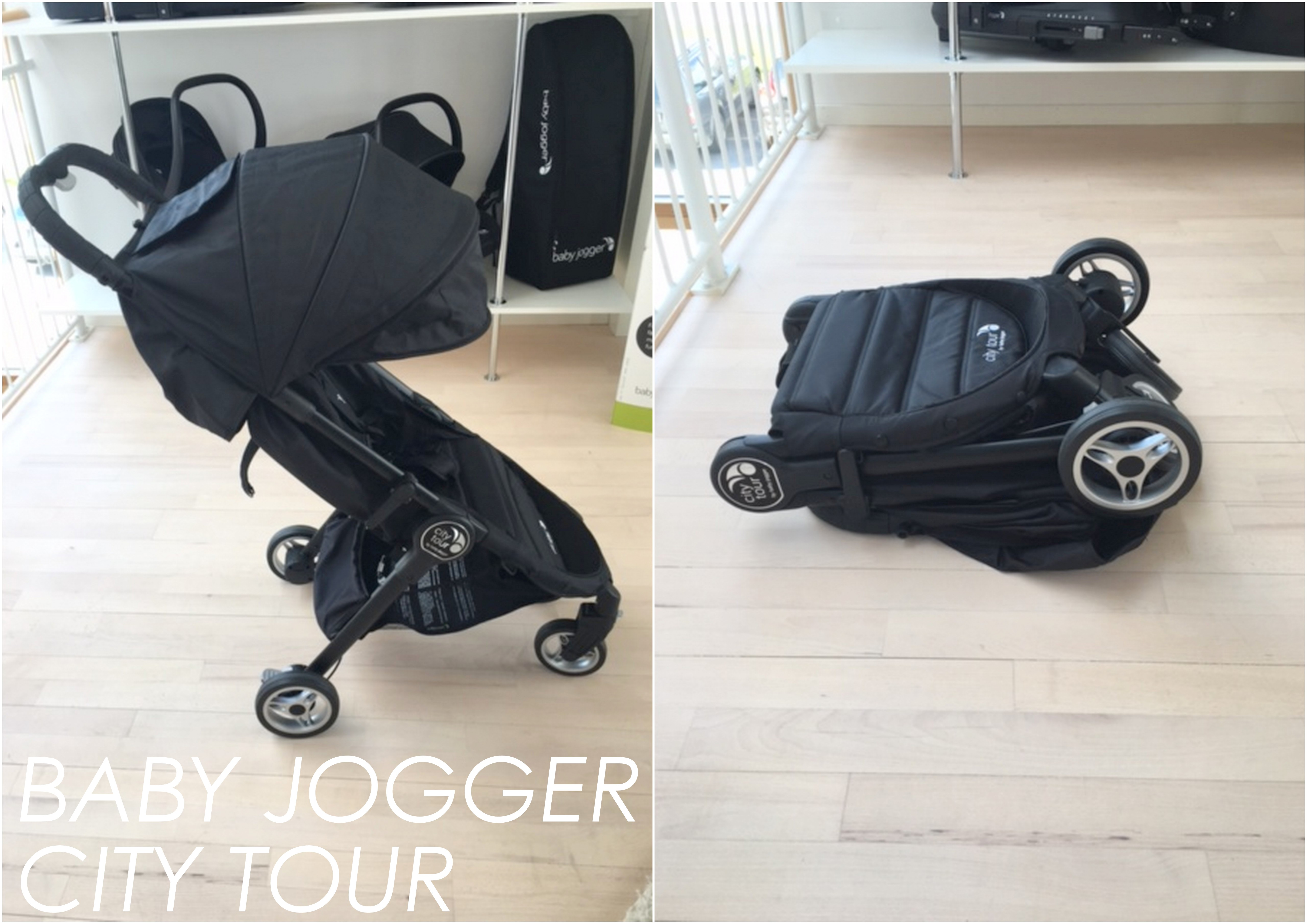 If you want to make it big, make it small - Baby Jogger ...