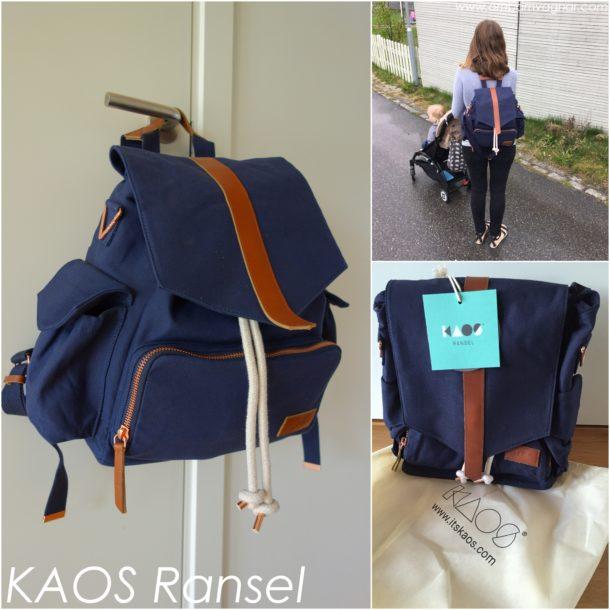 KAOS-Ransel-front