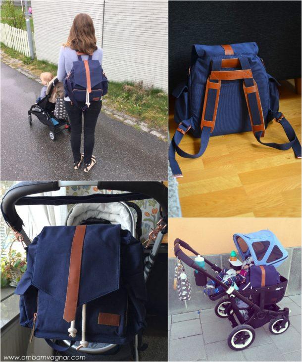 KAOS-Ransel-ryggsack-vagnen