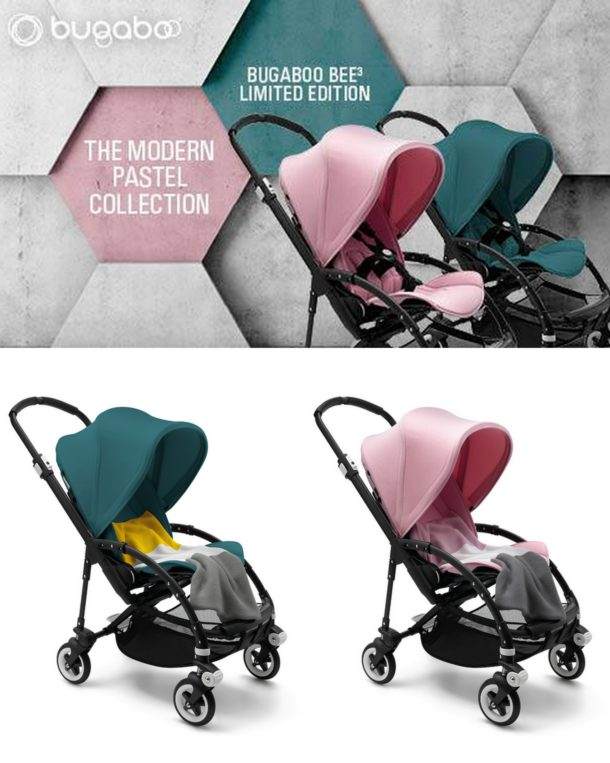 Bugaboo-Bee-Modern-Pastel-Collection