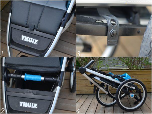 Thule-Glide-ihopfallning