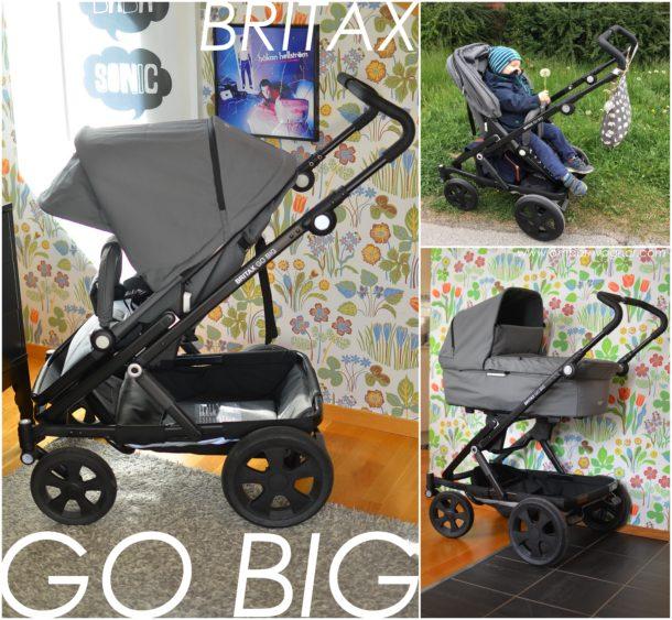 britax go big allt om barnvagnar. Black Bedroom Furniture Sets. Home Design Ideas