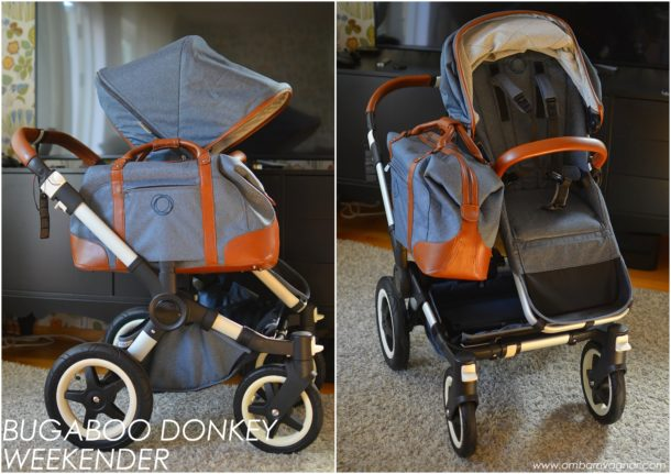 Bugaboo-Donkey-Weekender