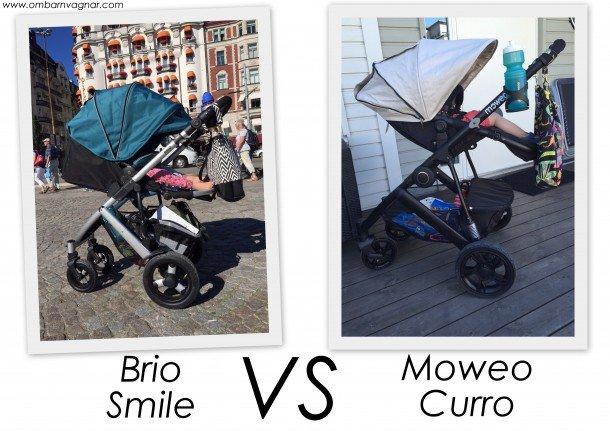 Brio Smile vs Moweo Curro