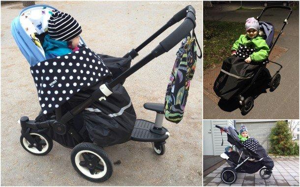 Cab-On-barnvagn