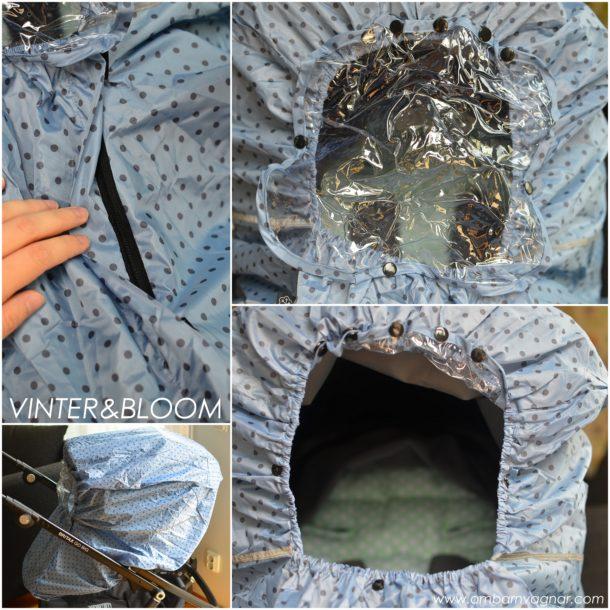 VinterBloom-regnskydd
